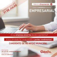 Fundo Emergência Municipal Odemira Empreende +