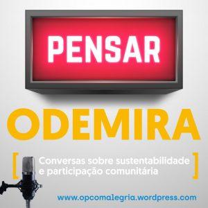 Pensar Odemira - Logo