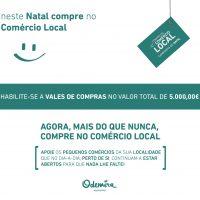 campanha Natal é no Comércio Local_Odemira