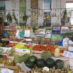 mercado do agricultor - Aljezur